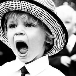 Shouting Kid